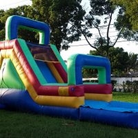 Wet or Dry Slide 18 ft|DREAMPARTYMIAMI