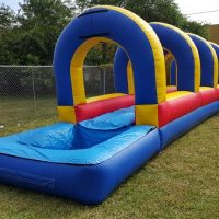 water slide 10x32