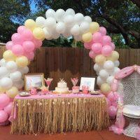 balloon arch column