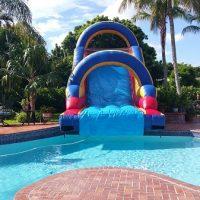 water slide big