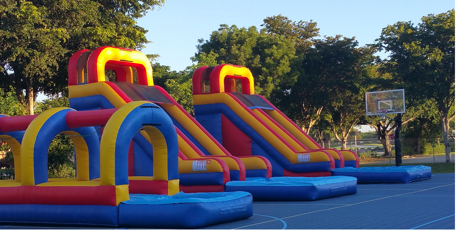 DREAM PARTY RENTAL MIAMI – SLIDE OF EVENTS SLIDE 41